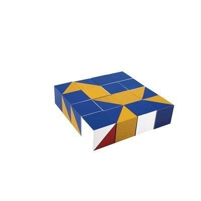 Musterwürfel (N1 Nikitin-Material zur Frühförderung