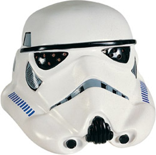 Rubie's Official Star Wars Storm Trooper Mask, Adult Costume – One Size