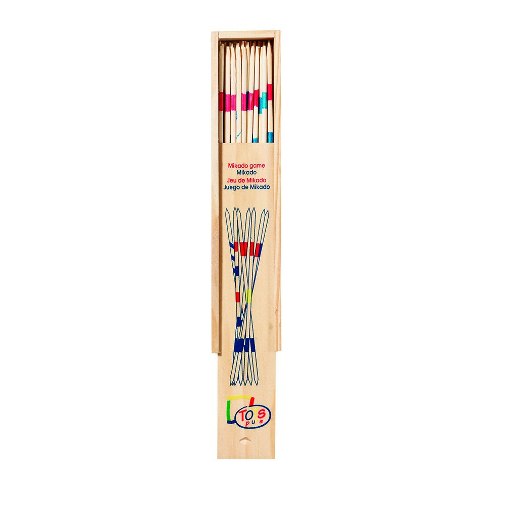 Toys Pure Mikado Game in Wooden Box (Small)