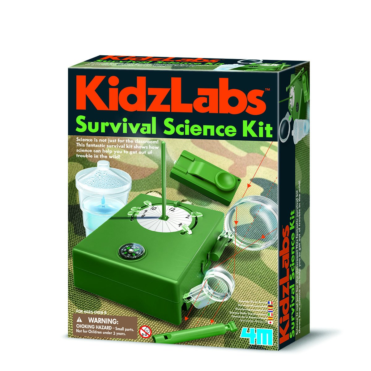4M 403395 Survival Science Kit