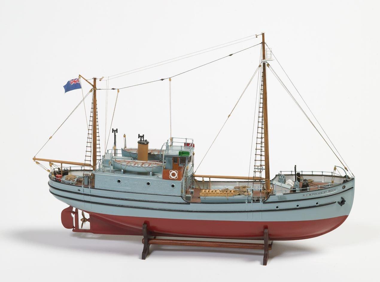 Billing Boats 1:72 Scale R.C.M.P St. Roch Model Building Kit