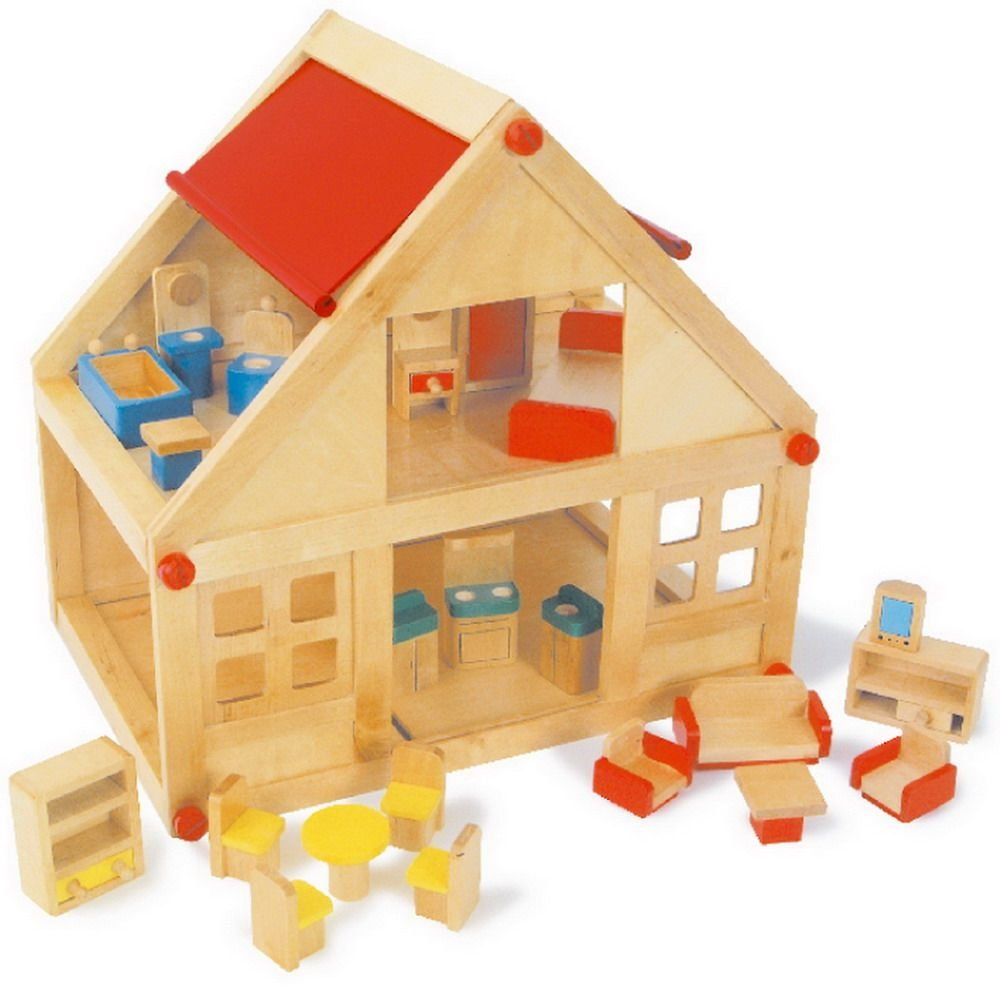 Legler Toy House for Age 3 Years and Above