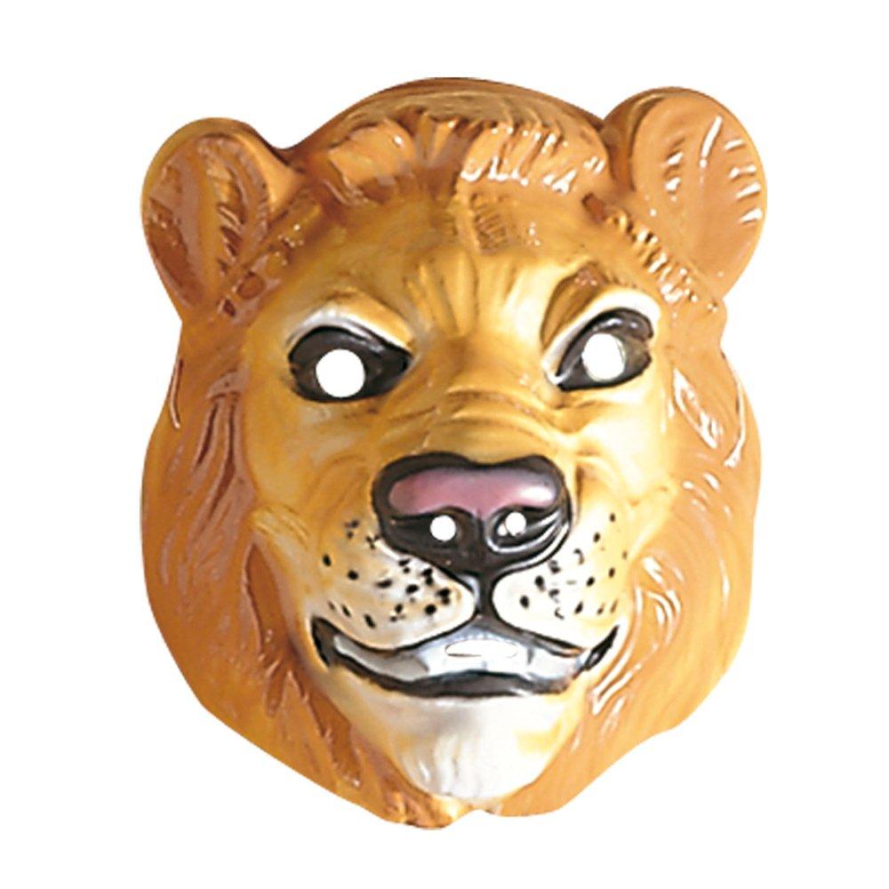 Plastic Lion Masks Animals Masks Eyemasks & Disguises for Masquerade Fancy Dress Costume Accessory