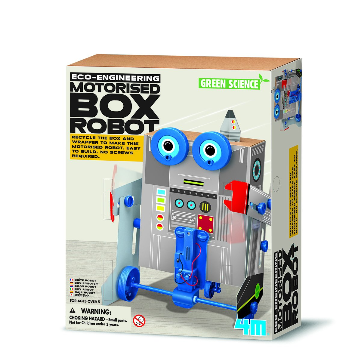 4M Green Science – Box Robot