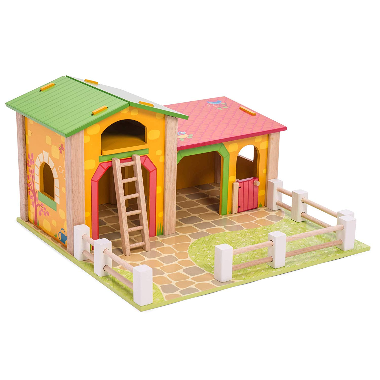 Le Toy Van Wooden Le Barnyard