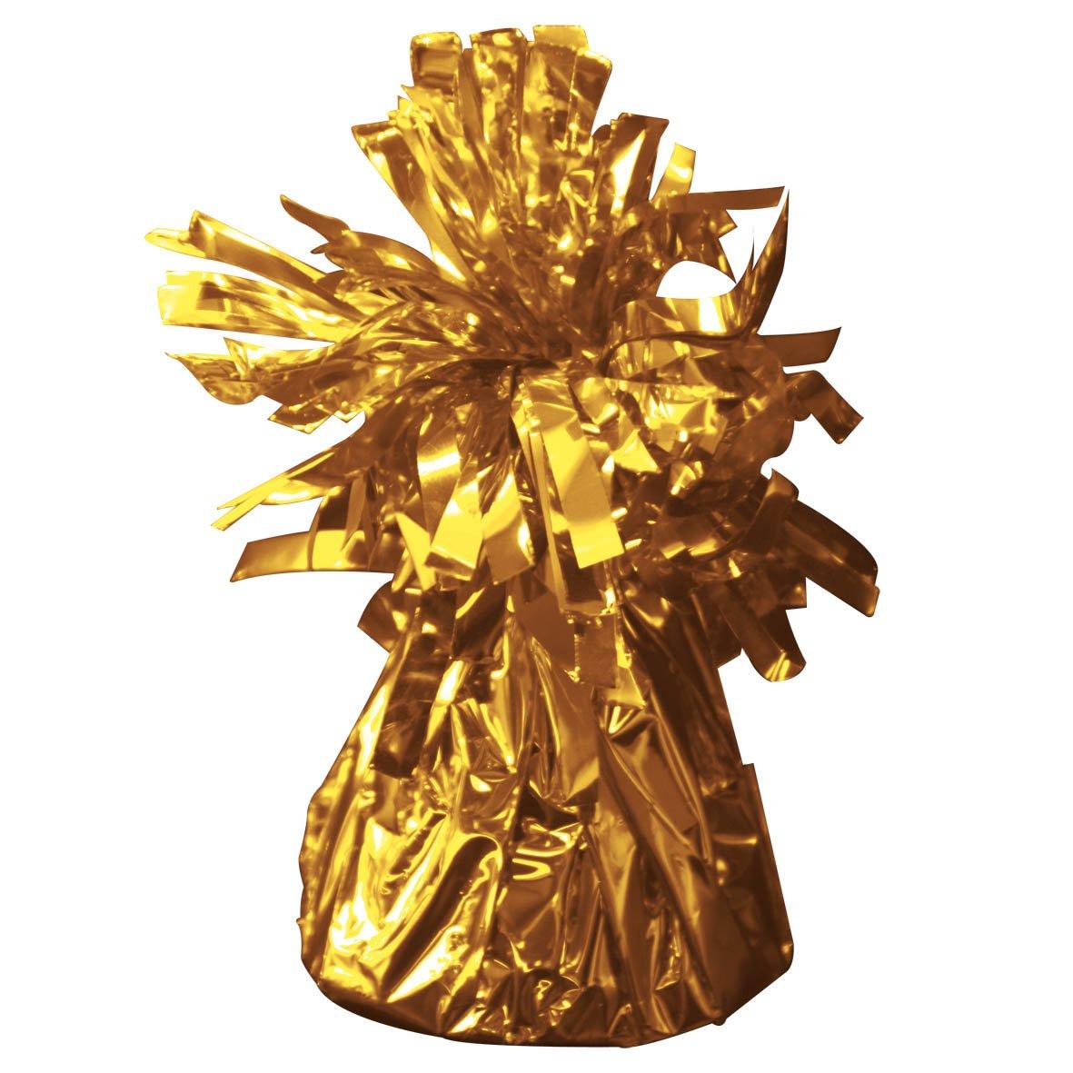 160 Gram Balloon Weight Iridescent – Gold