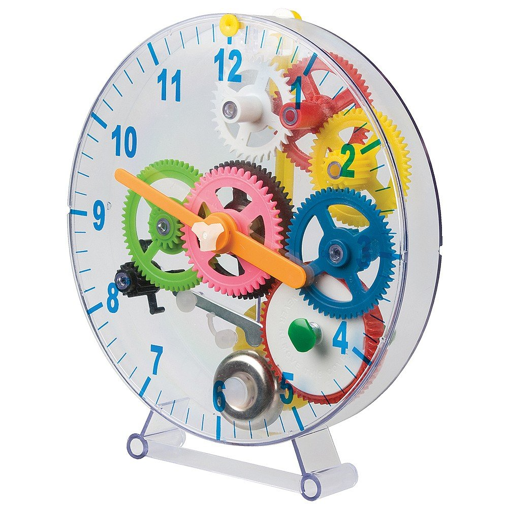 Tobar 12459 – Make Your Own Mechanical Clock 31 Pieces