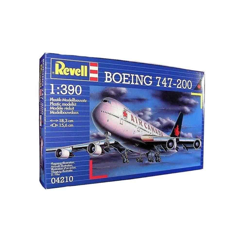 Revell 04210 1:390 Boeing 747 Plastic Kit