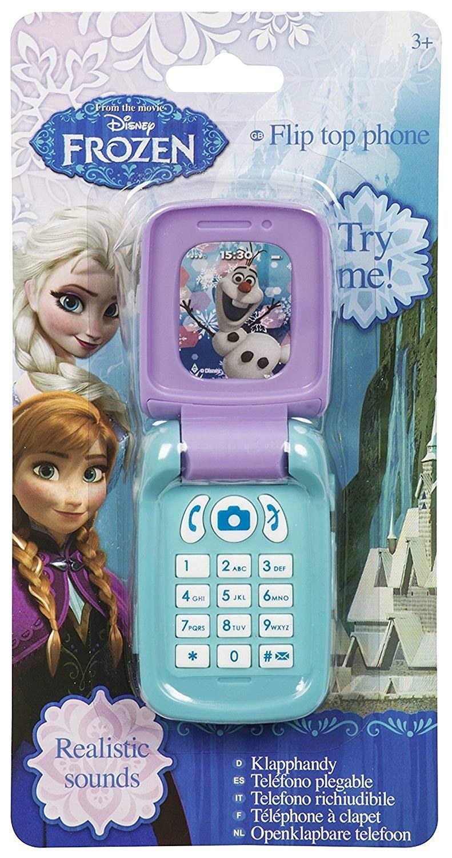 Sambro DFR-3051 Frozen Flip Top Phone