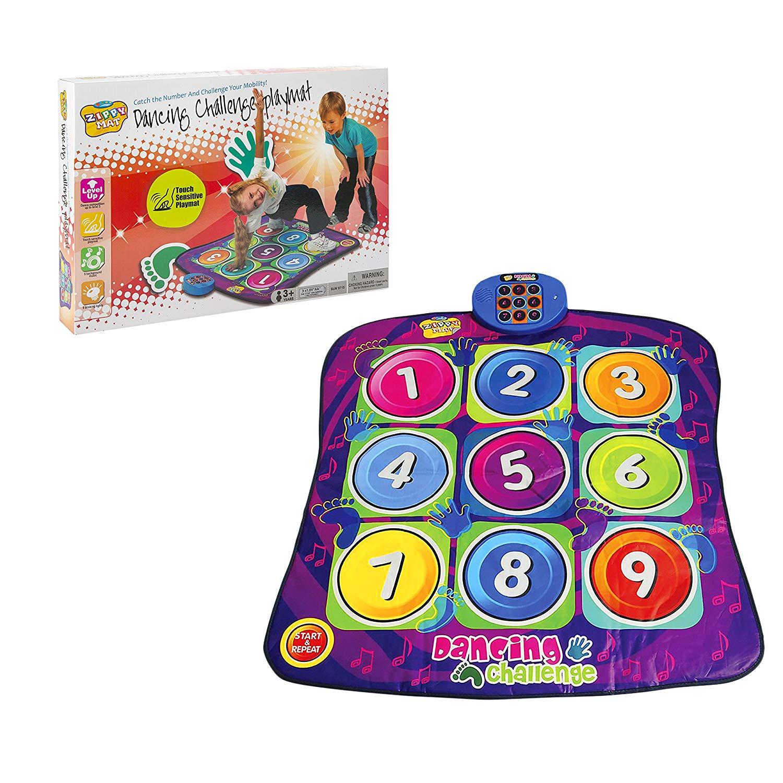 Zippy Toys Dancing Challenge Playmat
