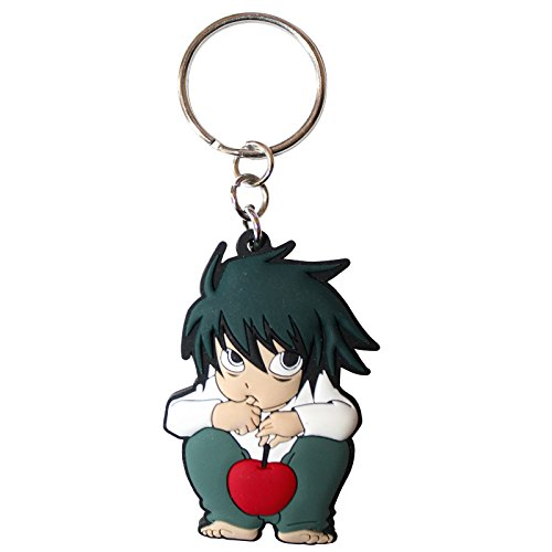 "ABYstyle – DEATH NOTE – PVC keychain ""L – character"""