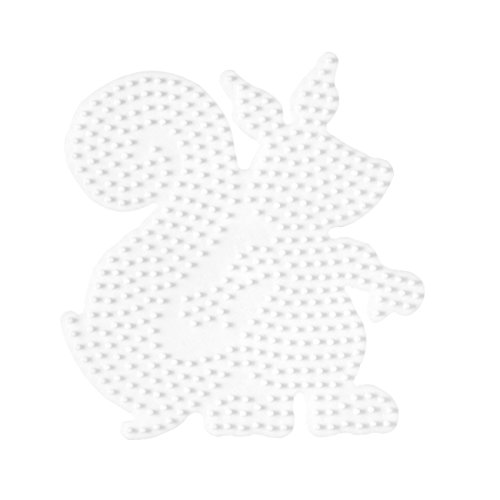 Hama 302 Midi – White Pegboard – Squirrel
