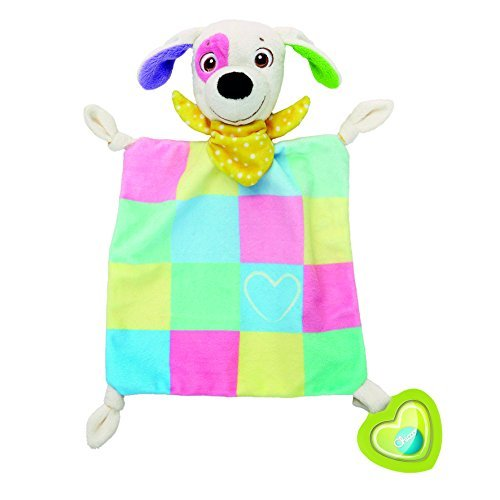 Chicco 00007941000000 First Love Dog Comforter, Multi-Colour