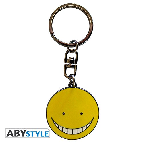 "ABYstyle – ASSASSINATION CLASSROOM – Keyring ""Koro sensei"""