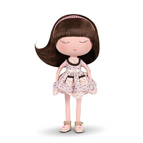 Anekke 22760MU Berjuan_22760 Patchwork Doll, Multicolor