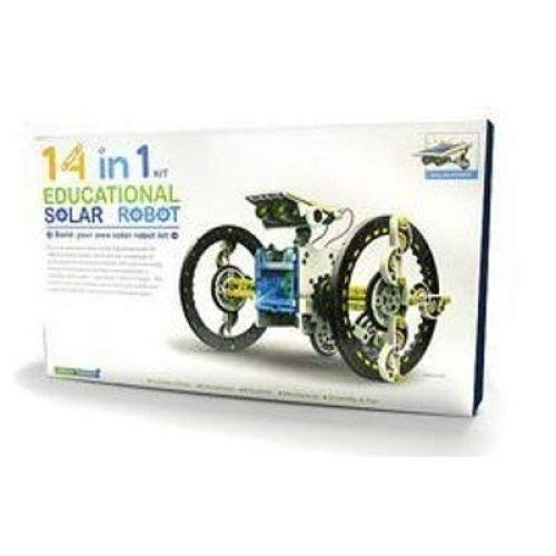 OWI Solar ow33631Constructions, 14in 1