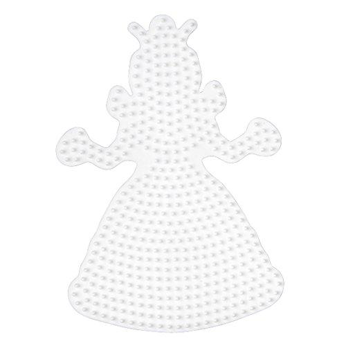 Hama 258 Midi – White Pegboard – Princess