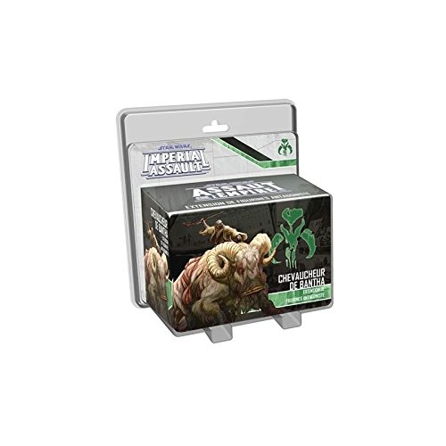 Asmodée–UBISWI18–Star Wars Imperial Assault Bantha Spaced (French Import)