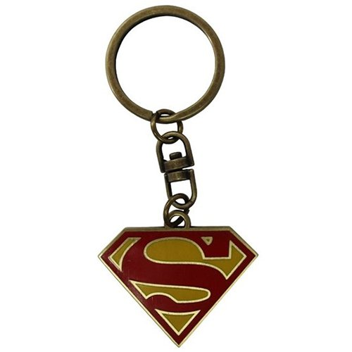 "ABYstyle – DC COMICS – ""Superman Logo"" Keychain"