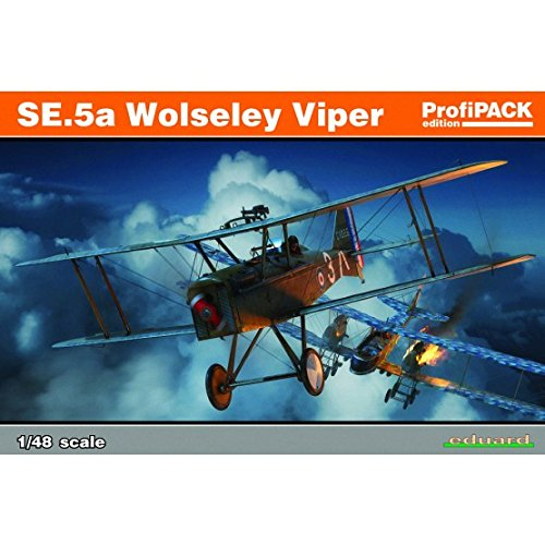 'Eduard Plastic Kits 82131 – Model Kit Se. 5 A Wolseley Viper/Pack