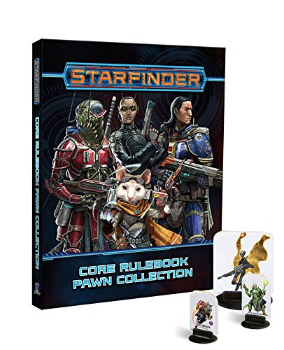 Starfinder PZO7402 Pawns Core Collection
