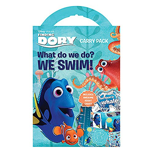 Anker Finding Dory Carry Pack, Multi-Colour, 26 x 12 x 3 cm