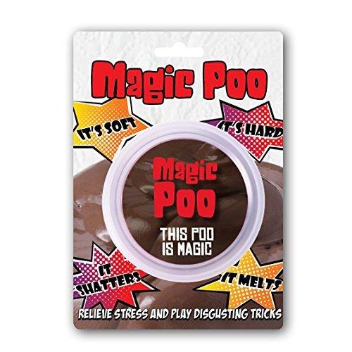 50Fifty B008R54EXE MAGPOO Magic Poo, Brown