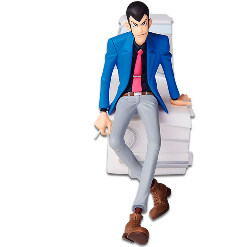 Banpresto Part5 Creator – Lupin the Third, Multicoloured (Bandai 81338)