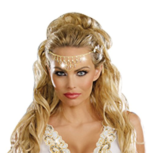 HEADPIECE GLITTERING RHIN