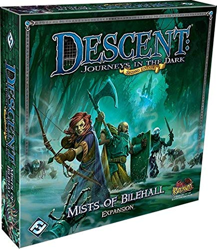 Descent Mists of Bilehall Campaign Expansion