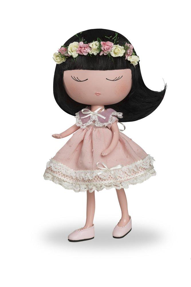 Anekke 24770MU Berjuan_24770 Nature Doll, Multicolor, Sin tañosllaños