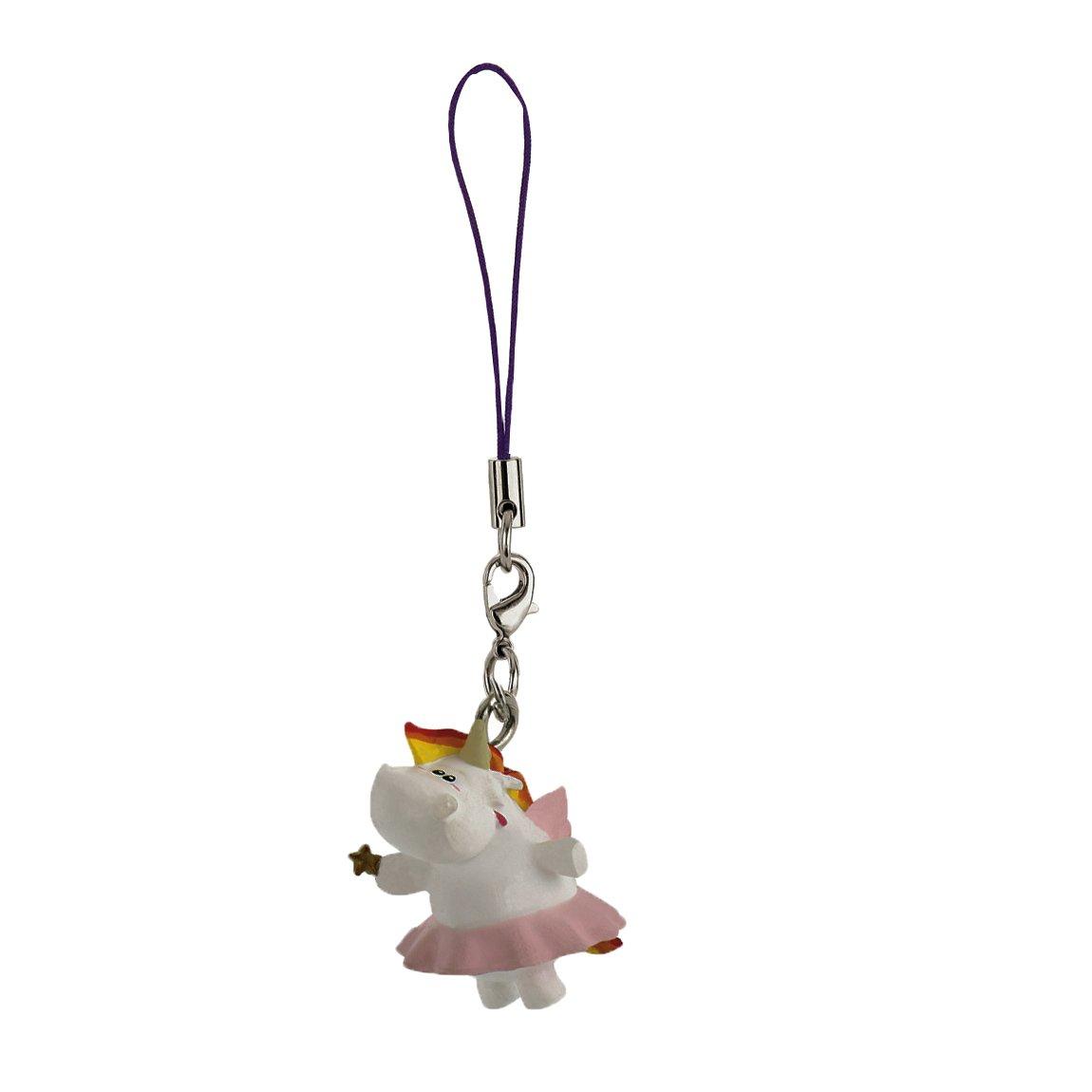 Bullyland 44401 Key Chain Chubby Unicorn Fairy