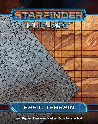 Starfinder PZO7301 Basic Terrain Flip Mat