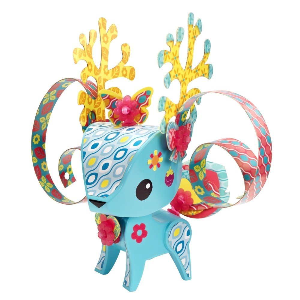 AmiGami Deer Figure
