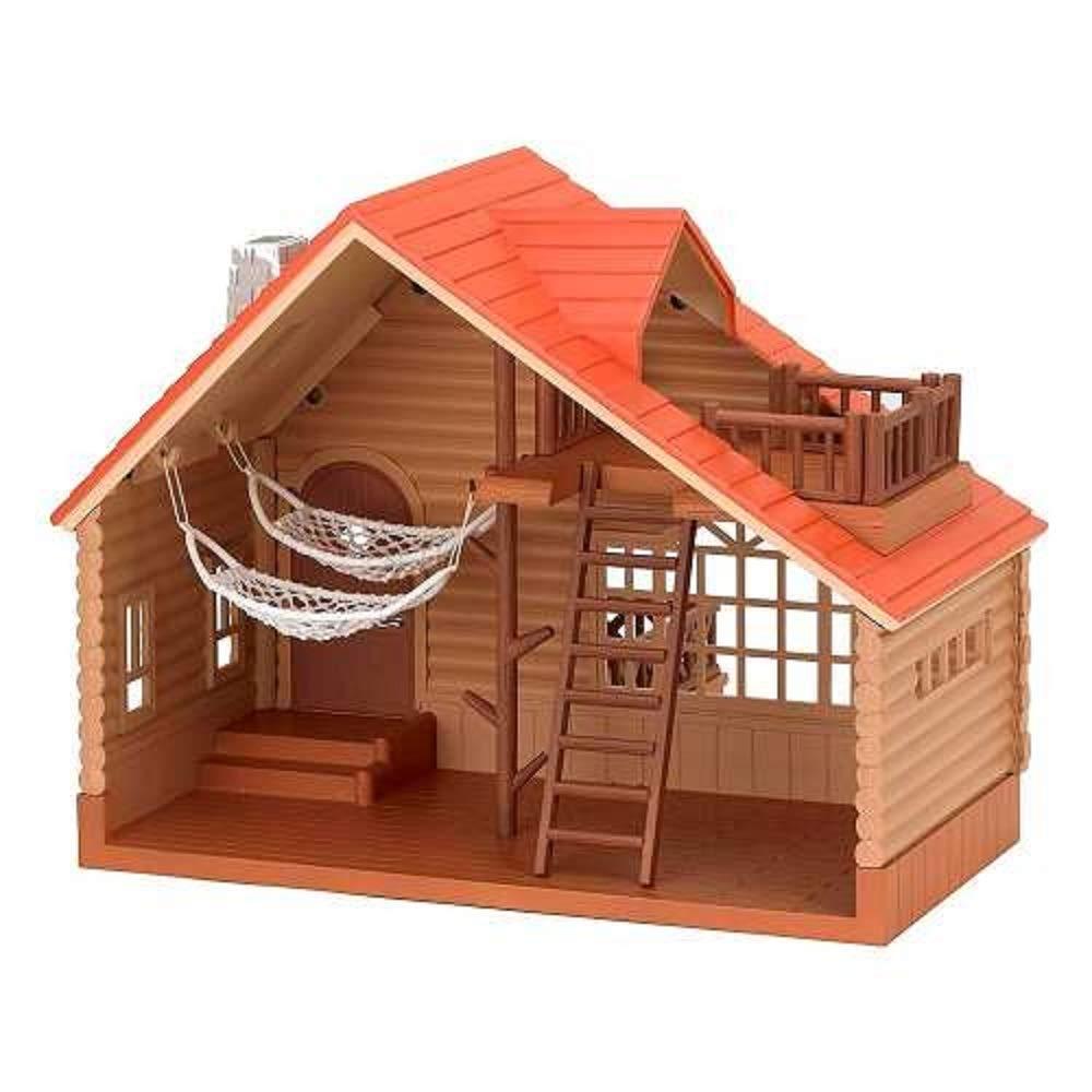 Sylvanian Families – Log Cabin