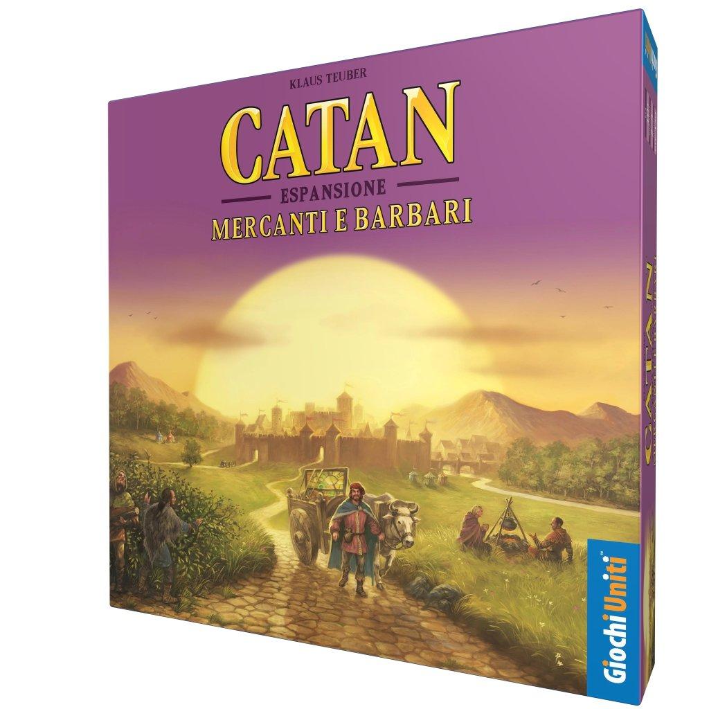 Catan Studios gu605 Traders And Barbarians