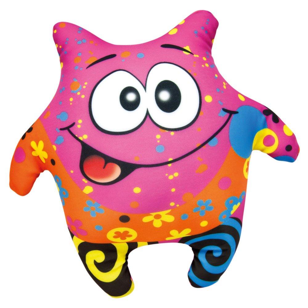 Bino 1 33028″ Clown Doll, Pink, 23 cm