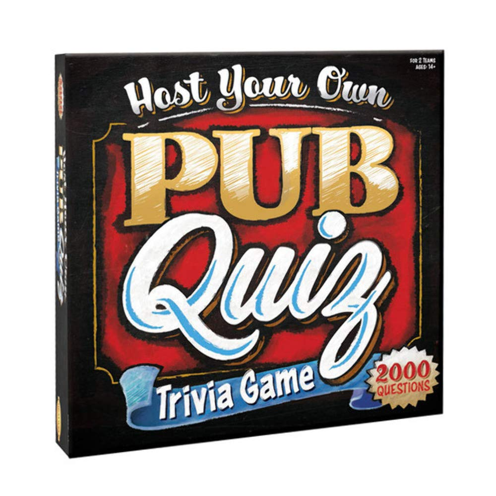 Cheatwell Games Host Your Own Pub Quiz,