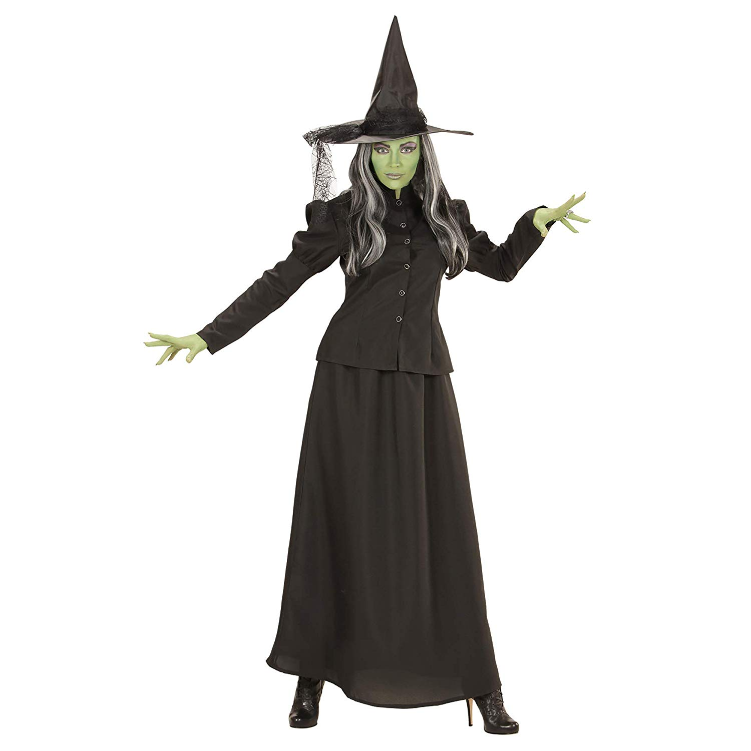 'Widmann Adult Costume Fairytale Witch""