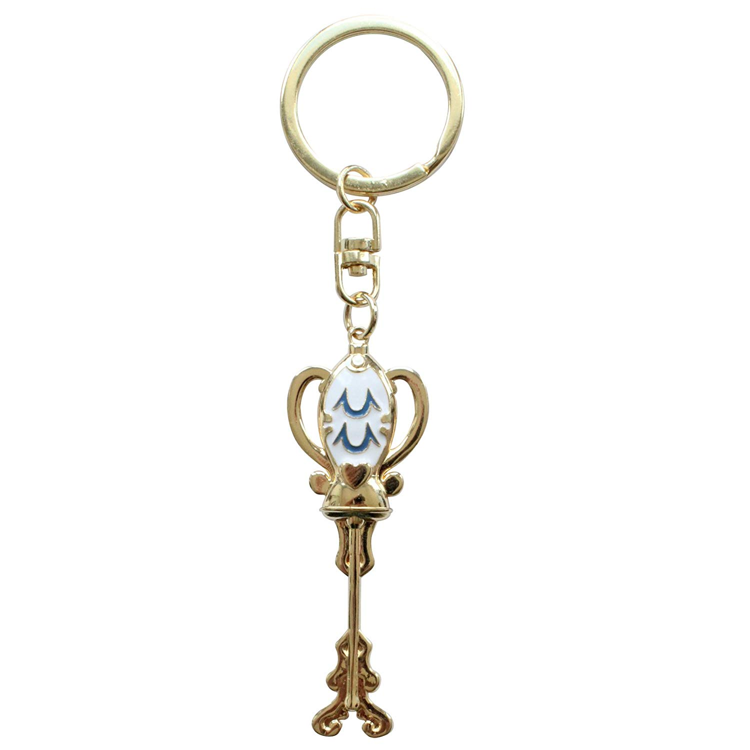 "ABYstyle – FAIRY TAIL – Keyring 3D ""Key of Aquarius"""