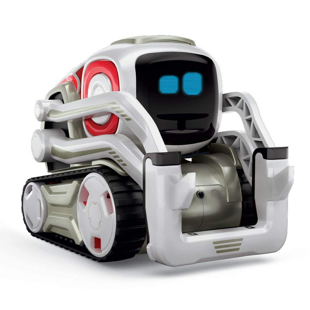 Anki Cozmo Robot by Anki – A Fun, Interactive Toy Robot, Perfect for Kids, White