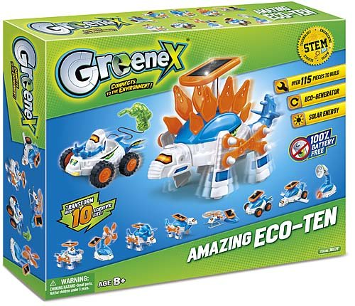 Amazing Toys 09011 Greenex Amazing Eco-Ten Kit