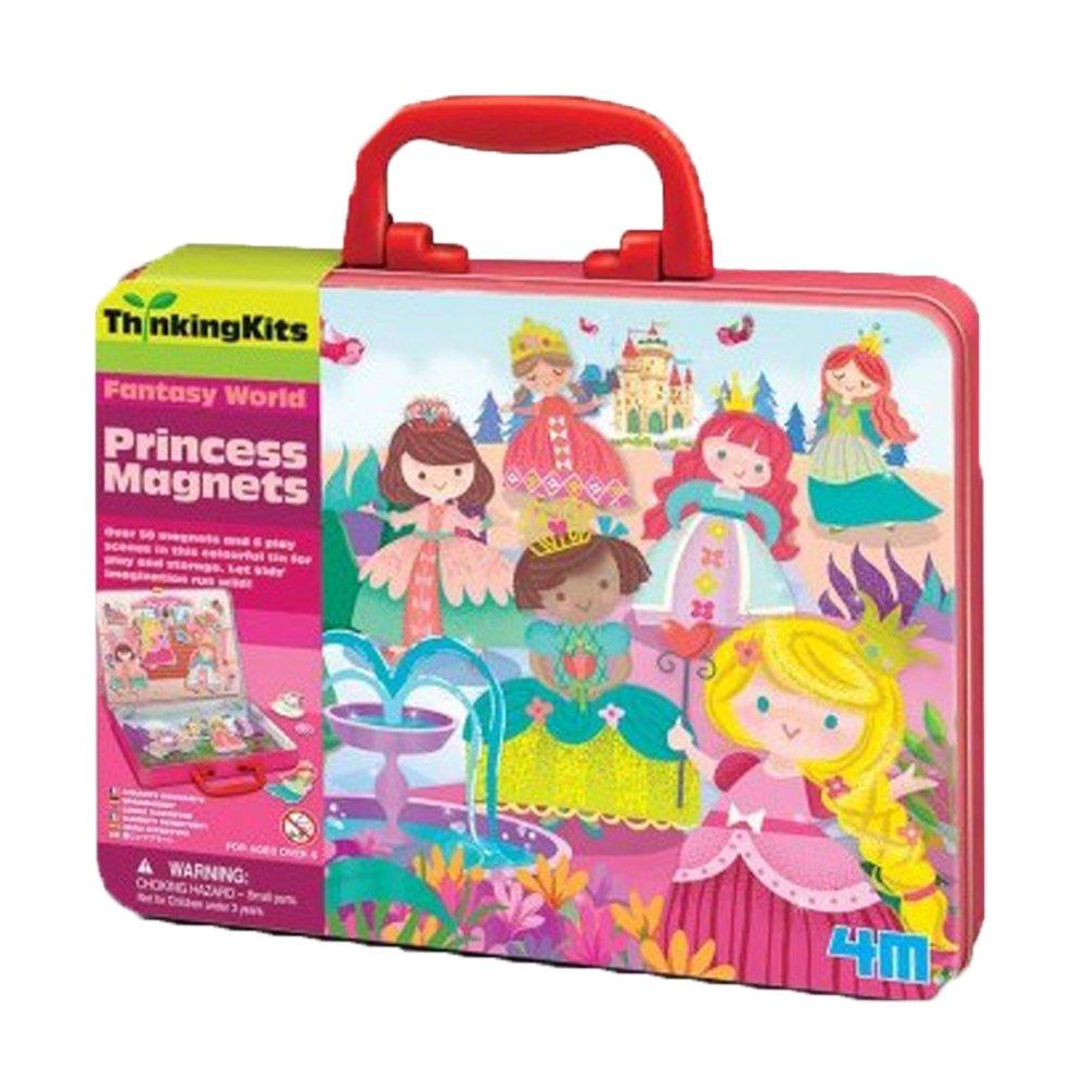 4M Thinking Kits – Princess Magnets