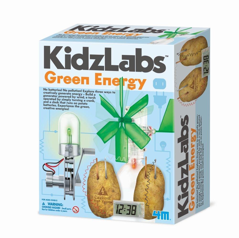 4M 405531 Green Energy
