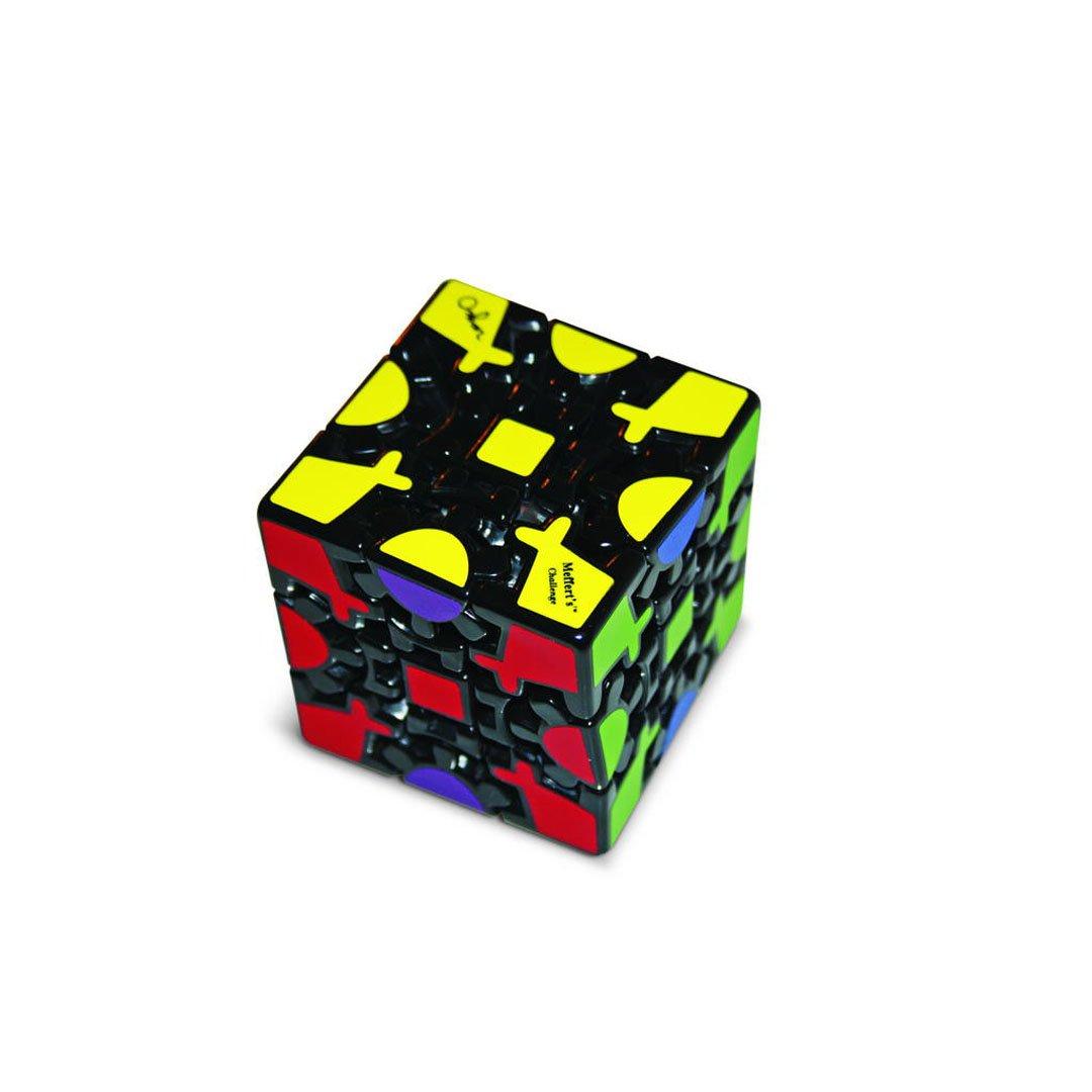 Recent Toys RTGC Gear Cube Puzzle, Multi-Colour