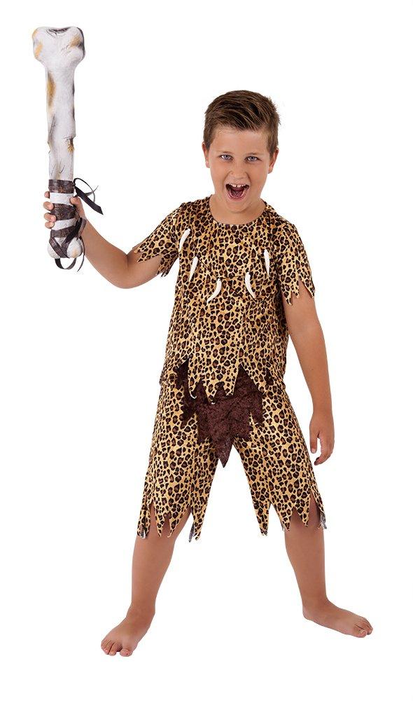 World of costumes–Caveman Costume, M (Rubie's Spain s8459-m)