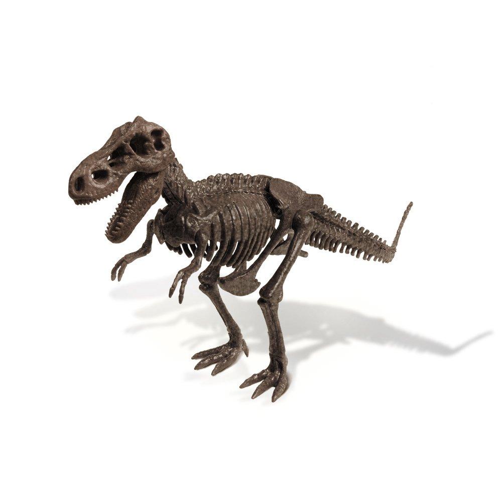 Dr Steve Hunters 91030BF Dino Dig Excavation Kit-T. rex-13 Pieces-Uncle Milton Scientific Educational Toy, Multicolour