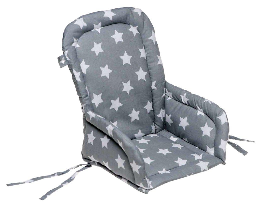 Brilliant Baby STOELVERKLEINER 87R Bjorn Seat Reducer, Light Grey, Multi-Color