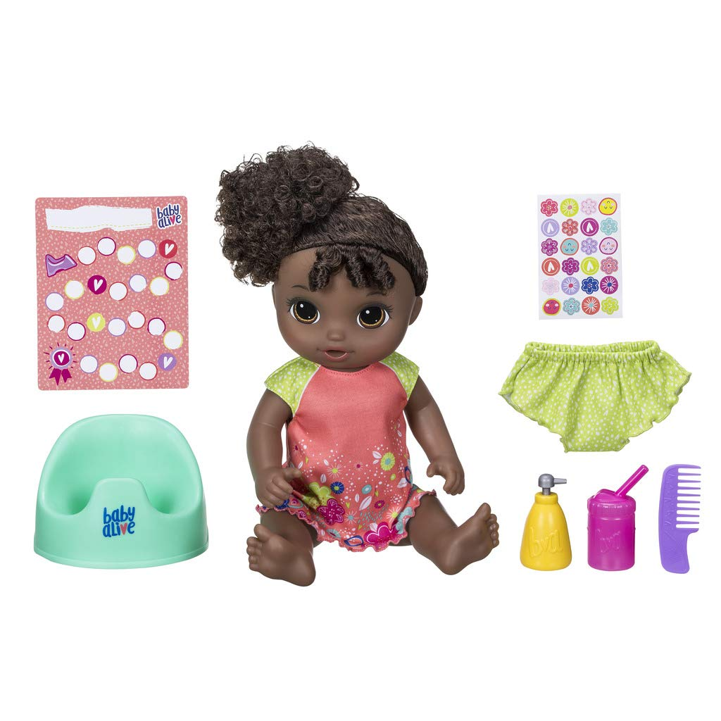 Baby Alive – Aprendo to do Pipi, Multicoloured (Hasbro e0304sc1)