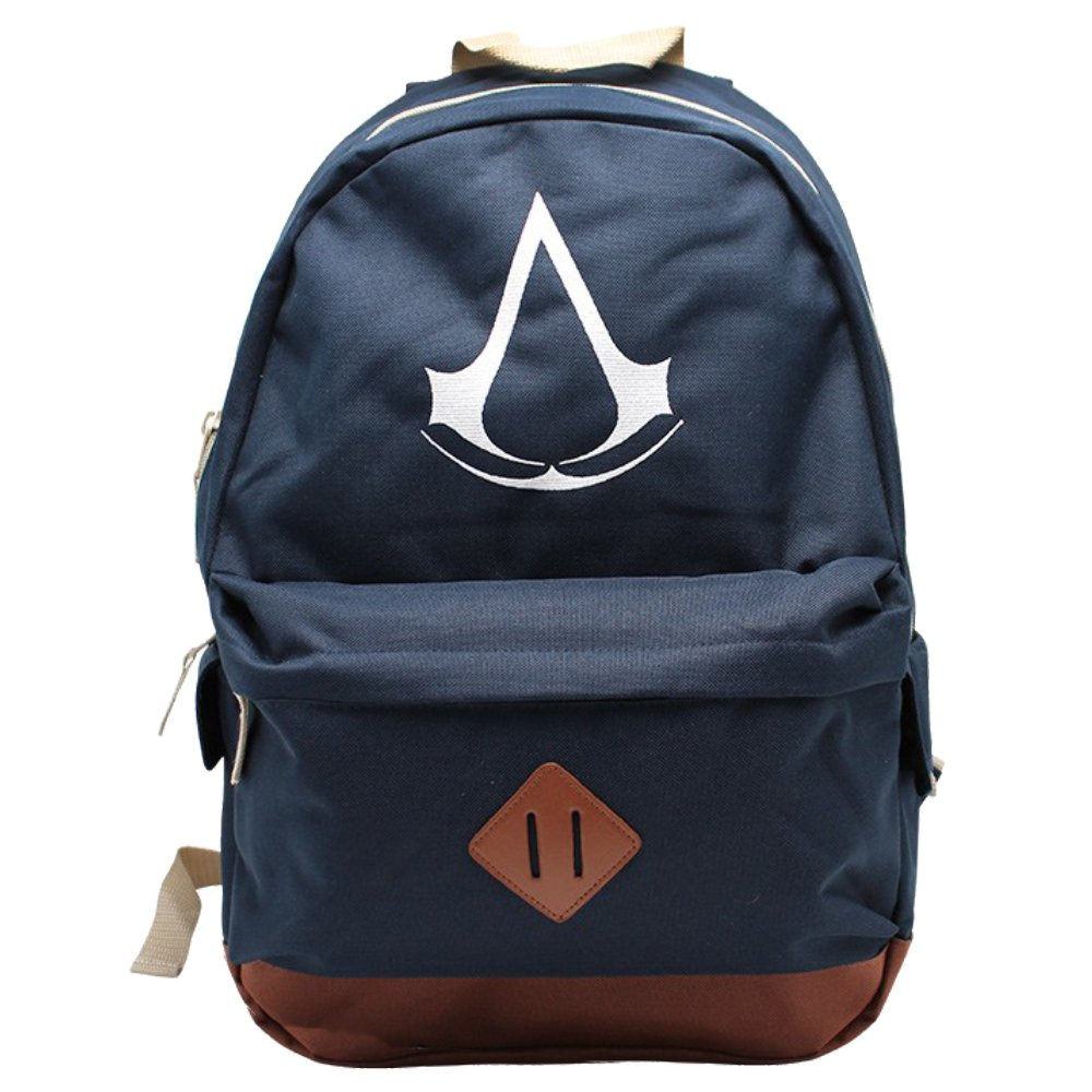 "ABYstyle – ASSASSIN'S CREED – ""Crest"" backpack – embroidery"